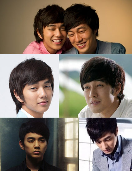 So Ji Sub - Yoo Seung Ho